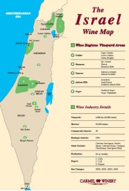 Israel-wine-map