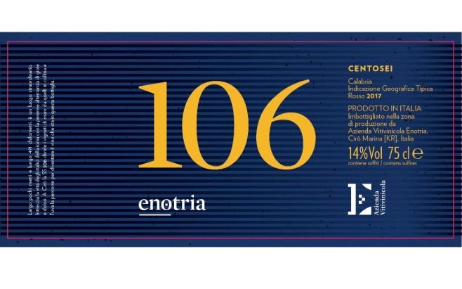 106 Label Brand