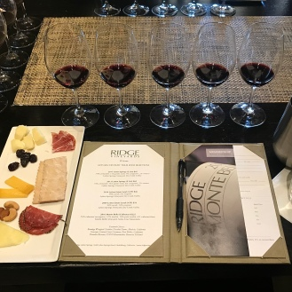 Tasting at Lytton Springs